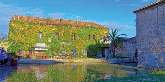 Le Somail, France