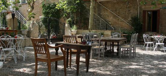 Jardin de Le Plan B, Le Somail France