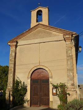 La Chapelle de Le Somail, France